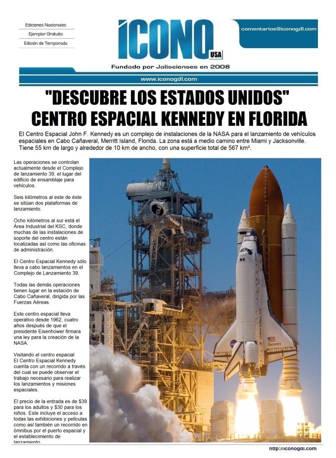 006 23 2013 Centro Espacial Kennedy