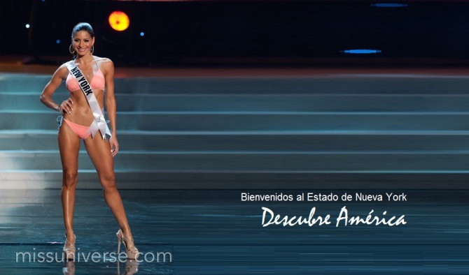 030 Miss New York JOHANNA SAMBUCINI Banner