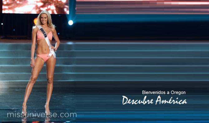 035 Miss Oregon ALAINA BERGSMA Banner