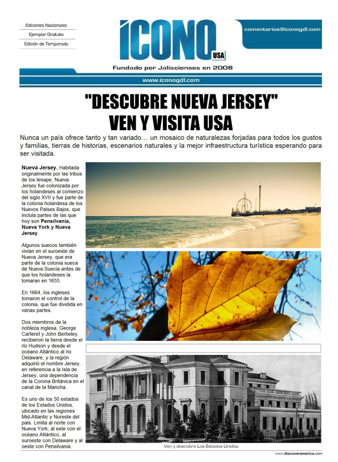 33 Portada Nueva Jersey