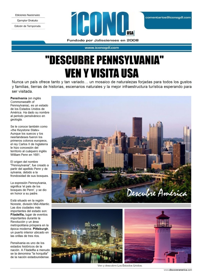40 Portada Pennsylvania