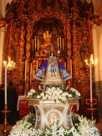 Virgen de Zapopan Vertical