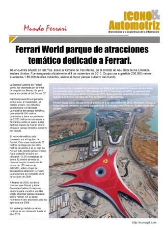 011 21 2013 Mundo Ferrari