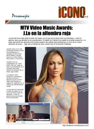 08 24 2014 MTV J.Lo