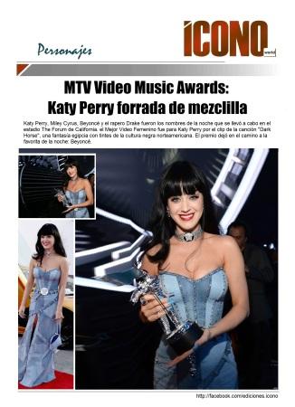08 24 2014 MTV Katy Perry