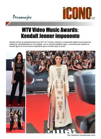 08 24 2014 MTV Kendall Kardashian