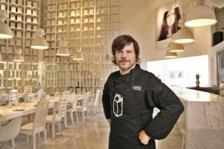 Chef Alfonso Cadena