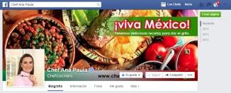 Bienvenidos a la Red de Ana Paula
