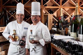 Chef Pedro Ortega desde ESTORIL
