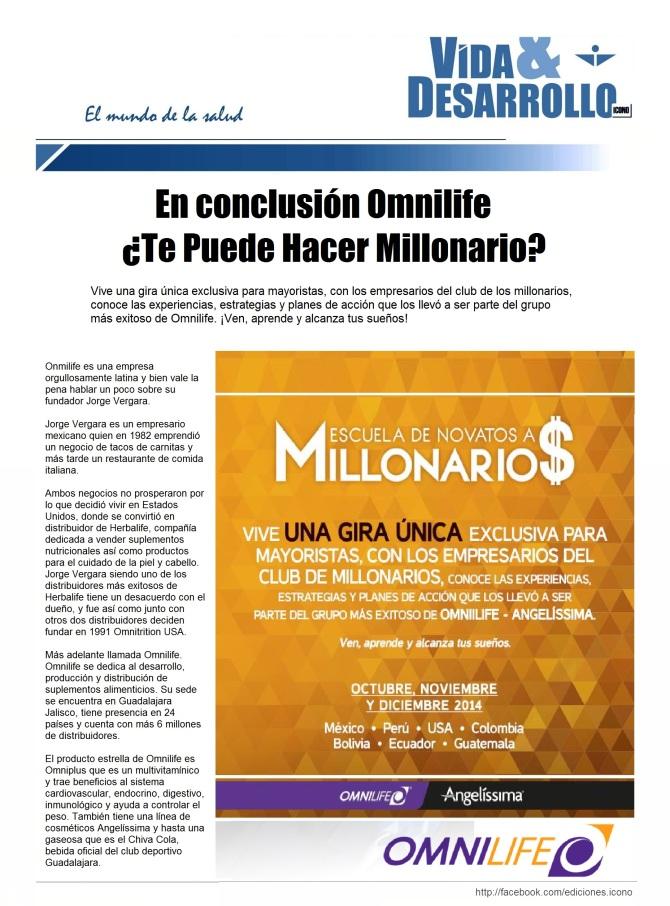 OMNILIFE Club de Millonarios