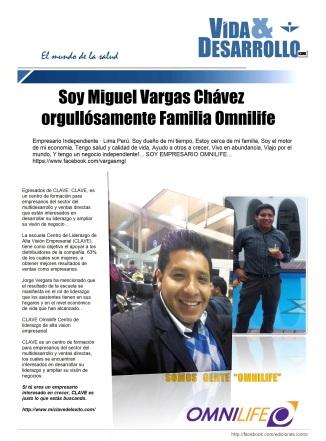 Miguel Vargas Chavez