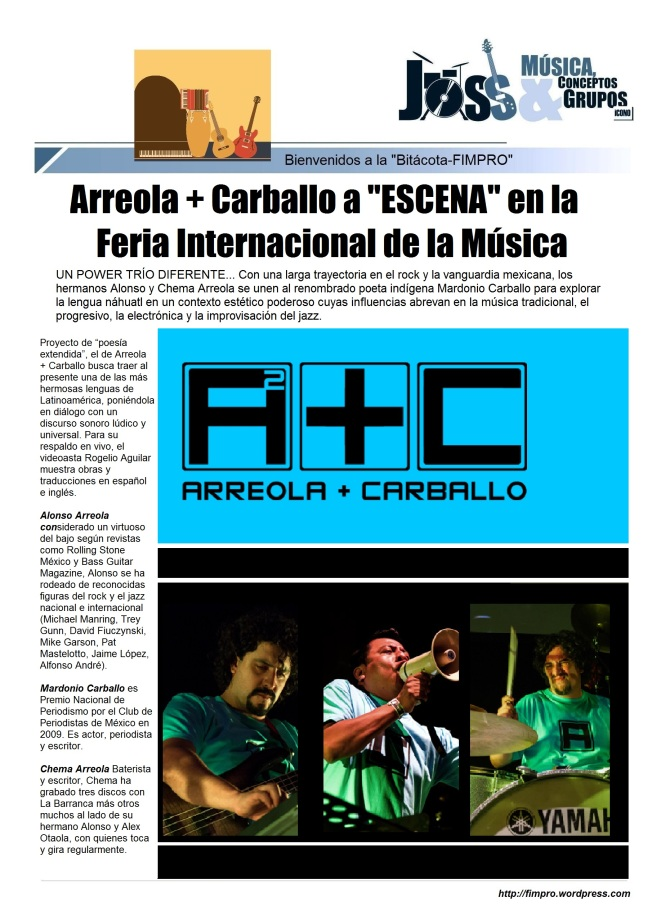 Arreola + Carballo