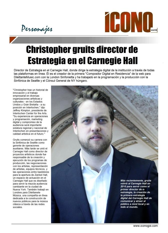 Christopher Gruits