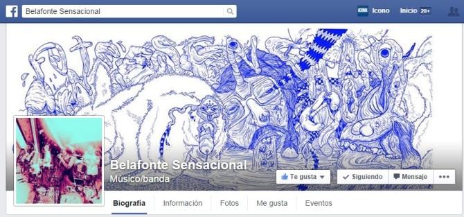 Belafonte Sensacional FACEBOOK