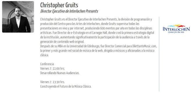 Christopher Gruits
