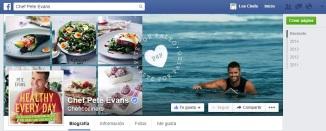 Pete Evans facebook