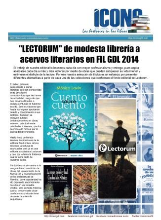 Editorial Lectorum
