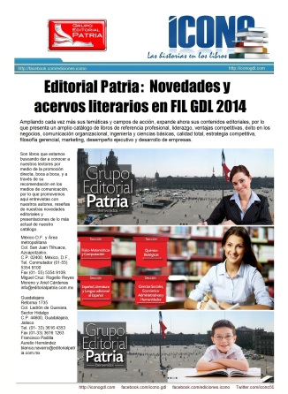Editorial Patria