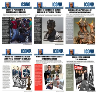 Enlace al CIRCULO DE JALISCO (Nota editorial COVERS)