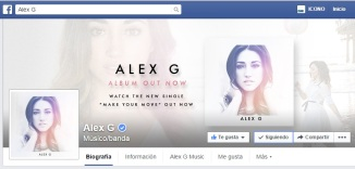 10 voces ALEX G Facebook
