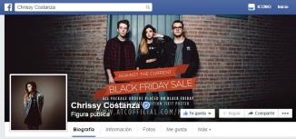 10 voces Chrissy Constanza Facebook