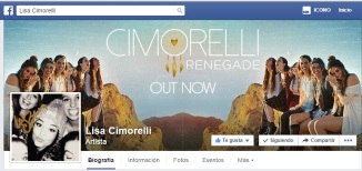10 voces LISA CIMORELLI  Facebook