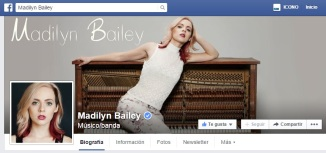 10 voces MADILYN BAILEY facebook