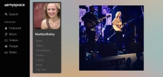 10 voces MADILYN BAILEY myspace