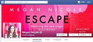 10 voces MEGAN NICOLE facebook