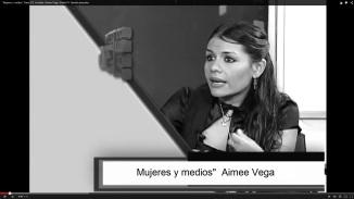 Aimée Vega Montiel Mujeres y medios