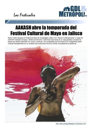 Festival de Mayo AAKASH