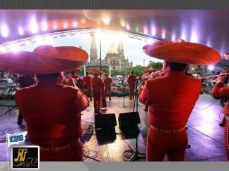 Mariachi Nuevo Tecalitlan 2015