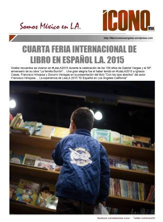 Feria del Libro LeaLA 2015