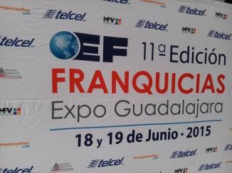 Expofranquicias 2015 desde nuestra FANPAGE