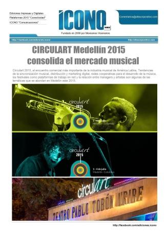 Circulart Medellín 2015