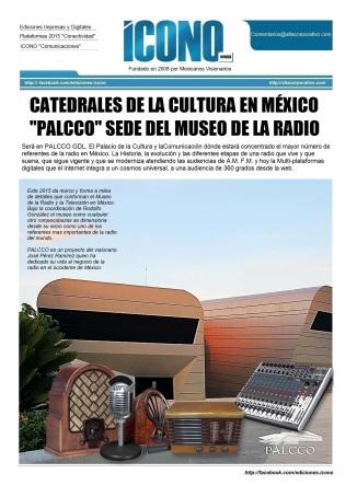 PALCCO Catedrales de la Cultura en México
