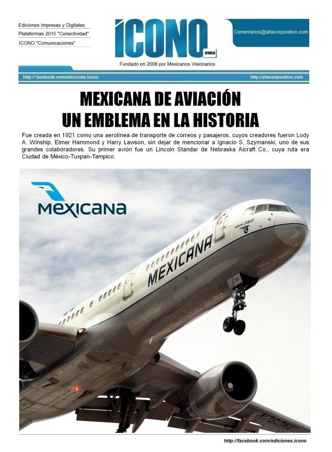 Cinco años sin Mexicana