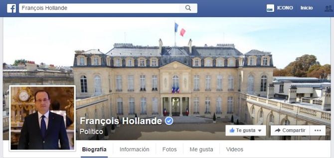 Mensaje Presidencial 2016 Francois Hollande
