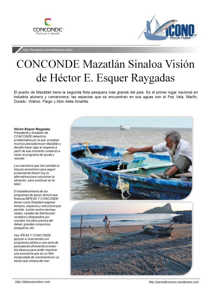 Visiones de Héctor Esquer Raygadas