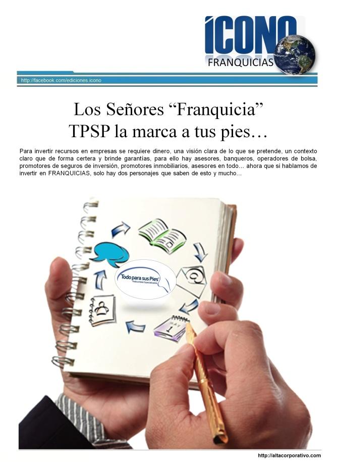 04 04 2016 TPSP Los Sres. Franquicia