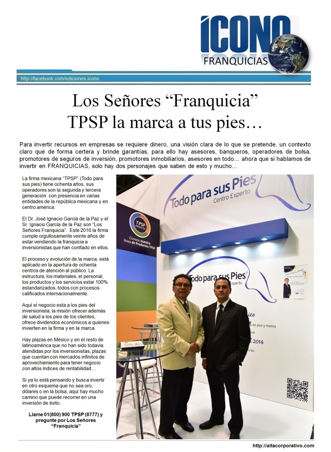 04 04 2016 TPSP Los Sres. Franquicia2