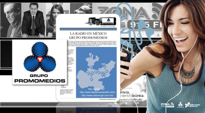 06 13 2016 La Radio en México PROMOMEDIOS COLLAGE B2