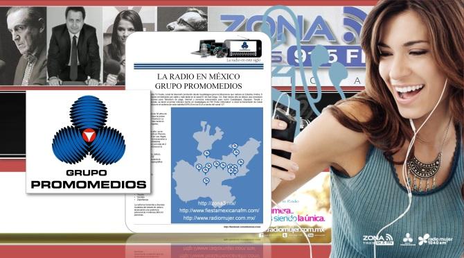 06 13 2016 La Radio en México PROMOMEDIOS COLLAGE B2b