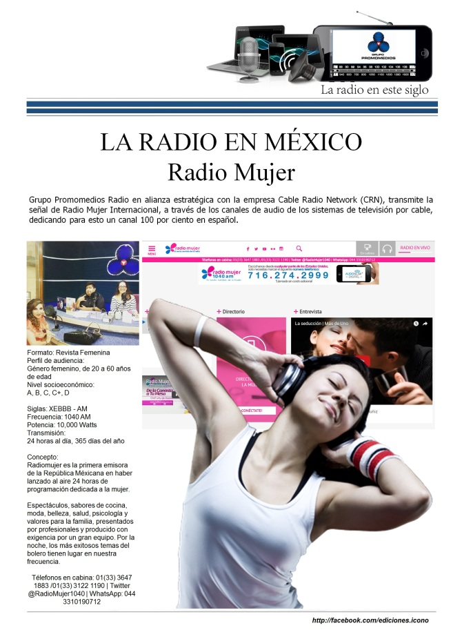 06 13 2016 La Radio en México PROMOMEDIOS5