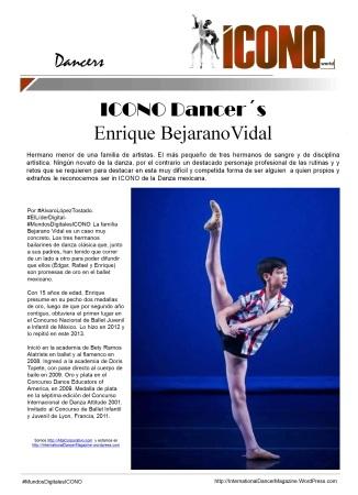 25 06 2018 ICONO Dancers Enrique Bejarano