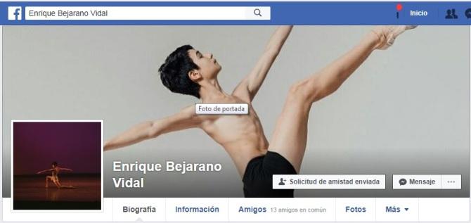 ENRIQUE BEJARANO VIDAL Facebook